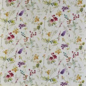 Tuileries Blossom  Digitally Printed Fabric By Prestigious Textiles