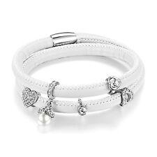 White Journey Bracelet in Gift Box
