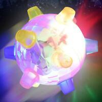 Jumping Activation Ball Light Flashing Bouncing TOY 2019 Super NEU