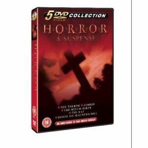 Horror (DVD, 2005, 5-Disc Set, Slim Box Set)