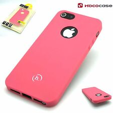 Hoco Juice Series Slim Back Case Cover For Apple iPhone 5 5S & SE -CHERRY RED