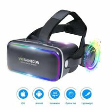 3D VR Headset Virtual Reality Glasses for 3D Movies Video Games VR Goggles