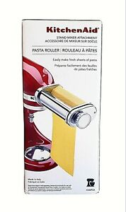 KitchenAid Pasta Roller Attachment Brand New Factory Sealed
