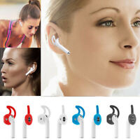 5X Ear Hook Headset Silicone Cover Holder Sport Accessories For Apple AirPods