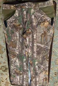 Browning Hell's Canyon Mercury Men's Realteee Xtra Zip Leg Pants 42x33