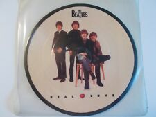 "The Beatles-1996 UK Apple ""Real Love"" 7"" Picture Disc/NM/Very Hard To Find"