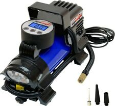 Epauto 12V Dc Portable Air Compressor Pump, Digital Tire Inflator, New