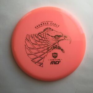 Discmania Crowned Eagle Color Glow C-Line MD3 180g Disc Golf Eagle McMahon