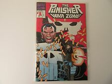 The Punisher War Zone #1 Mar 1992 Marvel - Mint