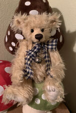Charlie Bears Olly Extremely Rare tags & unused Toto bags. Ship worldwide