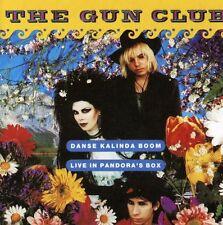 The Gun Club, Gun Club - Danse Kalinda Boom [New CD]