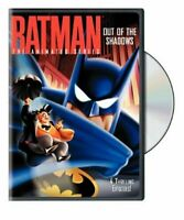 Batman: The Animated Series - Out of the Shadows (DVD, 2003) BRAND NEW SEALED