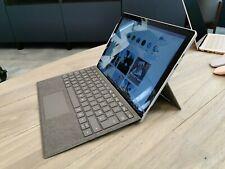 """MICROSOFT Surface Pro 7 12.3"""" Intel Core i3  - 4gb 128 GB SSD + silver Keyboard"""