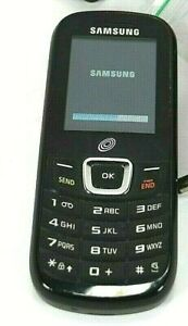 Samsung SGH S150G - Black (TracFone) Cellular Phone w/battery NO Charger
