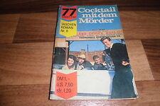 77 SUNSET STRIP # 8 -- COCKTAIL mit dem MÖRDER // Taschen Roman von 1964