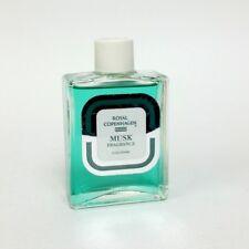 Royal Copenhagen Musk Splash Fragrance Cologne 2 oz / 60 mL for Men