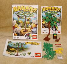 LEGO GEAR: GIOCO: SALDO Banana 3853 (2011) 100% in scatola Monkey Fun banane capperi