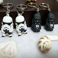 Star War Keychain Darth Vader Sturm Trooper Schlüsselanhänger Tasche Schmuck