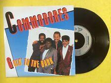Commodores - Goin To The Bank / Serious Love, Polydor POSP-826 Ex Condition A1B1