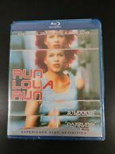 Run Lola Run-1999 (All Region Blu-Ray-A.B.C.) Factory Sealed