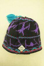 Vintage Merkley Headgear World Free Style Owens Corning Knit Hat Fast Shipping