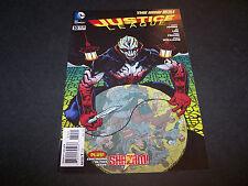 DC NEW 52 JUSTICE LEAGUE #10 1ST PRINTING CULLY HAMNER VARIANT SUPERMN BATMAN