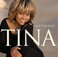 TINA TURNER All The Best 2CD BRAND NEW Greatest Hits