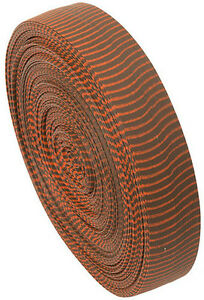 OMP VIBE String Silencers Brown w/Red 85' Roll