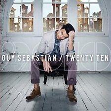 GUY SEBASTIAN Twenty Ten 2CD BRAND NEW 20 10 2010