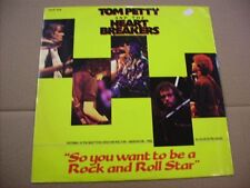 "TOM PETTY - SO YOU WANT TO BE A ROCK'N'ROLL STAR - 12"" VINYL UK PRESS 1985"