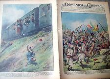 236) 1937 ADDIS ABEBA IN FESTA RAS HAILU' INCIDENTE TRENO PARMA - LA SPEZIA