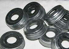 Mason Jar Lids - 12ct for Soap Dispenser Pumps, Tissue Holders, DIY Crafts