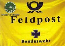 NATO COALITION FORCES ISAF GERMAN FELDPOST 2002 PATCH: DEUTSCHE BUNDESWEHR POST
