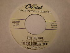 The King Sisters 45 Autumn Time In Pleasant Grove CAPITOL PROMO