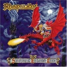 Rhapsody Symphony of enchanted lands (1998)  [CD]