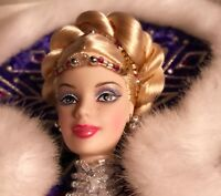 Barbie: FANTASY GODDESS OF THE ARCTIC Bob Mackie Design 2001 #50840 NRFB