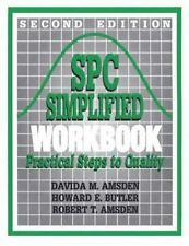 SPC Simplified Workbook : Practical Steps to Quality by Davida M. Amsden, Robert
