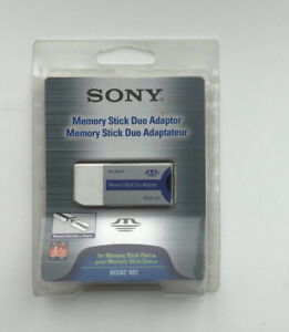 Sony Memory Stick Duo Adapter Reader Writer (Sony Pro Duo To Pro )