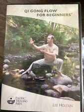 QI GONG FLOW For Beginners / Lee Holden (2004 DVD)Pacific Healing Arts Brand New