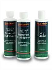2x 236ml Konditionierer + Vinylcreme Blue Magic (tm) Wasserbetten