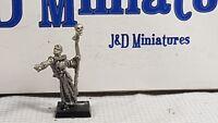 Games Workshop Warhammer Fantasy Battle Undead MD8 Morbius the Liche Metal OOP