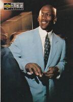 1997-98 Upper Deck Collector Choice Michael Jordan Michael's Magic Bulls # 393