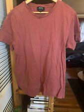 Apc Tshirt Mens XL
