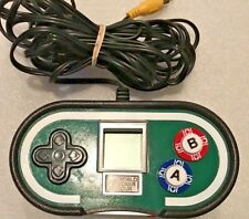 WORLD POKER TOUR - JAKKS PACIFIC PLUG IT IN AND PLAY HANDHELD VIDEO GAME CONSOLE
