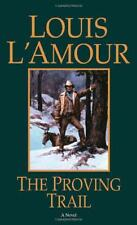 The Proving Trail par Louis L'Amour Livre de Poche 9780553253047 Neuf