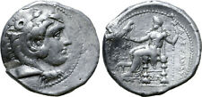 Ancient Silver Seleukid Empire Seleukos I Nikator AR Tetradrachm 3112/95 BC