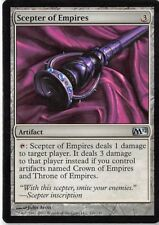 Scepter of Empires *PLAYSET* Magic MtG x4 M12 SP