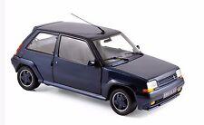 NOREV 185205 Renault SuperCinq GT Turbo Phase II Alain Oreille Bleu 1989 1/18