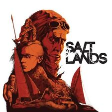 Saltlands, Boardgame, New by Antler Games, English Edition