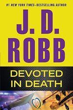 Devoted In Death (Wheeler Large Print Book Series)  (ExLib)
